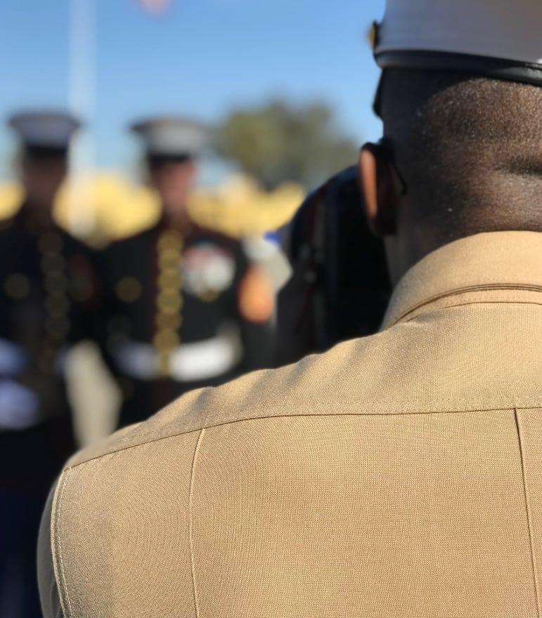 Marine Corps Soldier